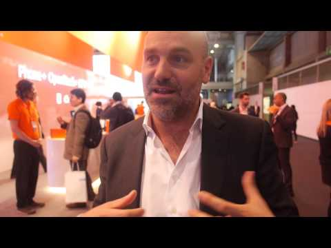 Mark Shuttleworth, founder of Canonical at MWC 2016