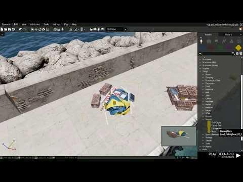 ARMA 3 - EDEN Editor w/ Jets DLC #3