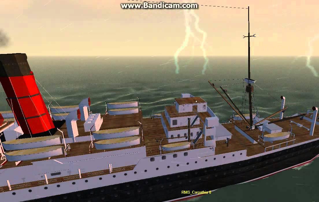 Virtual Sailor Britannic