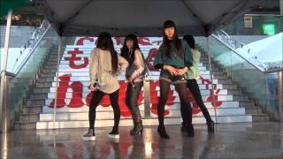 京橋コムズガーデンにて開催されたキャレスヴォーカル&ダンスショー 大...