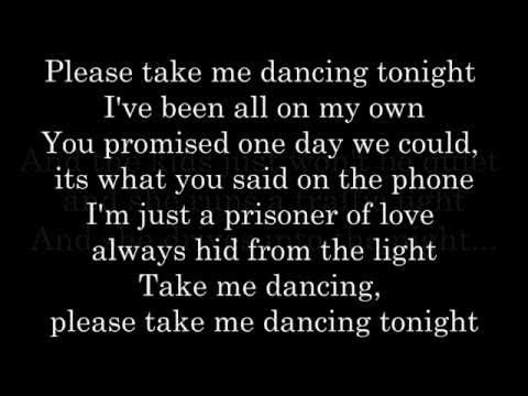 Sting - Stolen Car (Take me dancing) with lyrics