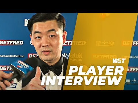 Emotional TIAN Pengfei Seals Crucible Return | 2021 Betfred World Championship Qualifiers
