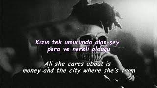 Drake ft. The Weeknd & Justin Bieber -Trust Issues ( Lyrics + Türkçe Çeviri)