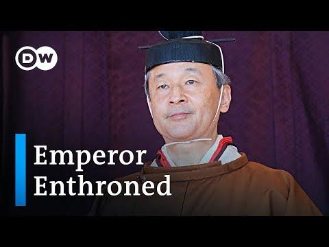 Japan Emperor Naruhito's