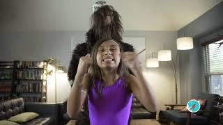 High Top Princess - Sasquatch! - New Sky Kids