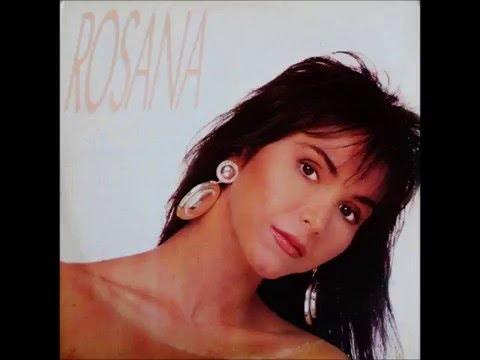 """ROSANA CD """"CORAÇÃO SELVAGEM"""" (P)1987 (Disco completo)"""
