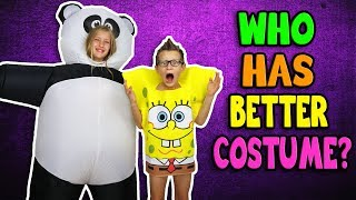 KIDS COSTUME DRESS-UP SHOW w/ KARINA and RONALD!!!