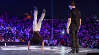 Cri6 VS Ammaro - Quarterfinals - Red Bull BC One Middle East Africa Final 2015