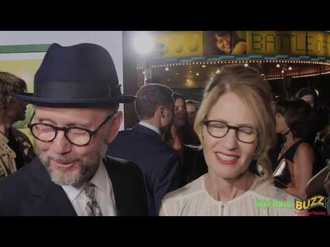 Jonathan Dayton & Valerie Faris  at World Premiere of Battle of the Sexes
