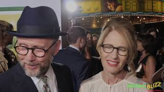 Jonathan Dayton & Valerie Faris Interview At World Premiere Of Battle Of The Sexes