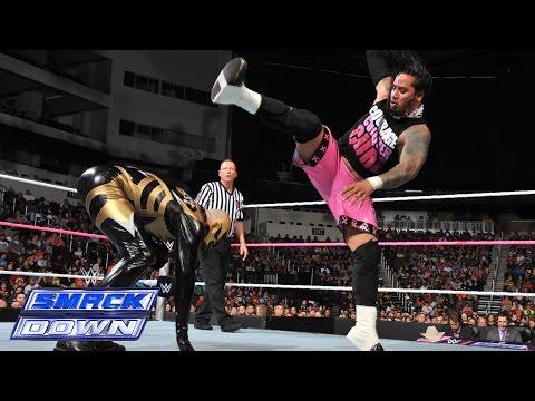6-Man Tag Team Match: SmackDown, Oct. 24, 2014