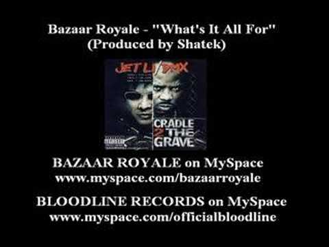 Bazaar Royale - What's It All For