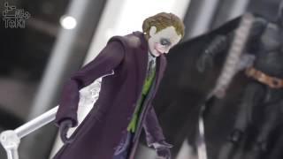 S.H.Figuarts Joker&Batman(Dark Knight) display