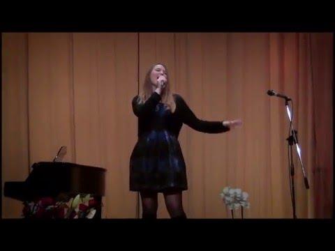 Alexia Stefan - A million stars (cover Luminita Anghel)