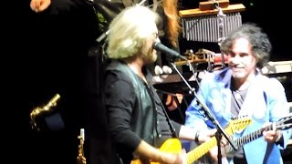 Hall & Oates Live Concert 2016 Maneater/Out Of Touch/Did It In A Minute/Say It Isn