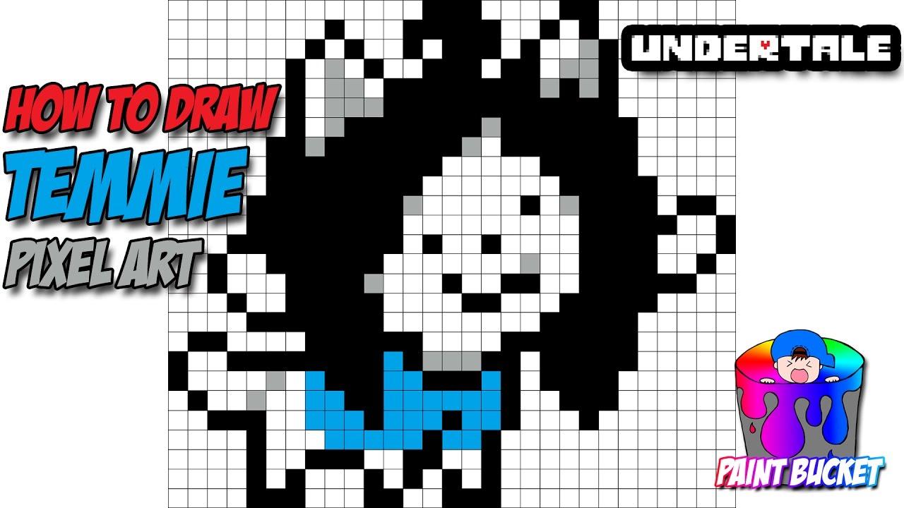 How To Draw Flowey Roblox Pixel Art