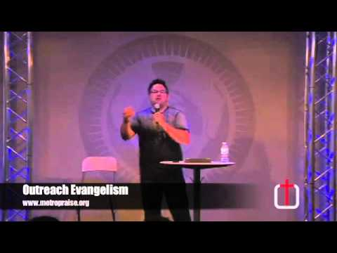 """Outreach Evangelism"" Metro Sermon Replay!"