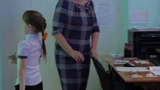 Школьный урок с использованием интерактивной доски