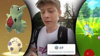 Karnimani farmen + 10km Ei • Pokemon Go deutsch