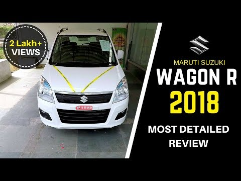 Wagon R 2018 | Crash Test Safety Rating | Car Review- Hindi | Ujjwal Saxena