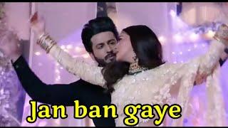 Jaan ban gaye - Khuda haafiz | Kundali bhagya full song | Karan preeta Romantic dance | Full song