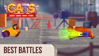 C.A.T.S. — Best Battles #95