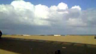 福隆海水沙灘影片0055