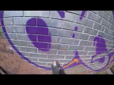 Graffiti - Ghost EA - Murder Chromes
