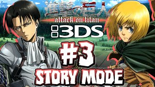 Attack on Titan Humanity in Chains - Part 3 - Story Mode
