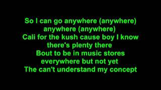 Mac Miller - Kool Aid and Frozen Pizza (LYRICS)
