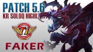 SKT T1 Faker - Cho
