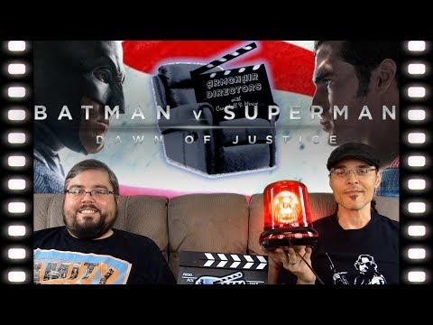 Batman v Superman: Dawn of Justice [Ultimate Edition] - Armchair Directors movie review