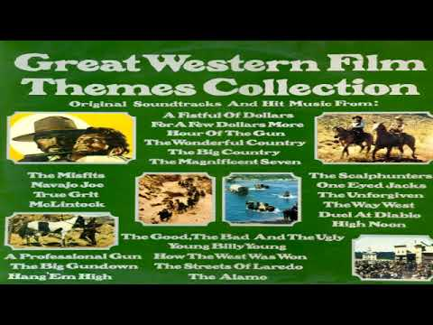 Great Western Film Themes Collection  (1974)  GMB