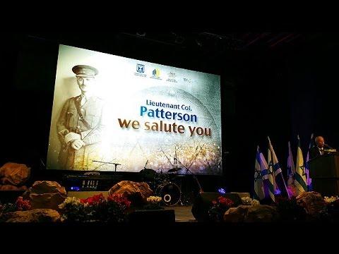 Jewish Historical Society - Irishman founder of Israeli Defence Forces (IDF)?