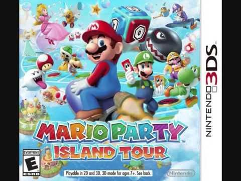 All Mario Party Minigame Instructions Music (1 - 10, DS, Island Tour)