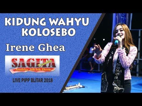 Irene Ghea - Kidung Wahyu Kolosebo (Sagita Live PIPP Blitar 2018)