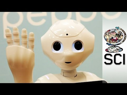 Is This The First Robot To Understand Emotions?