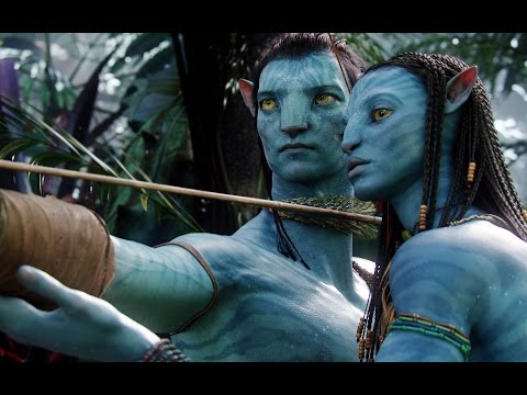 James Cameron's Avatar l  FULL MOVIE Film Complet Francais (Image tirer du jeux video)
