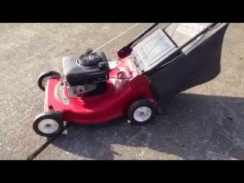 11 Hp Briggs And Stratton Engine Diagram Murray 21 Quot Convertible Mulcher Mower With Briggs And