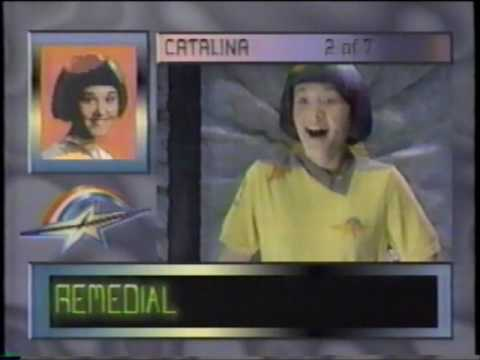Space Cases   Catalina Profile Commercial   Snick   Nickelodeon 1996