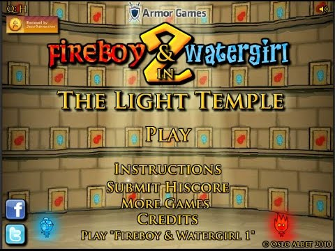 fire boy water girl light temple free online games