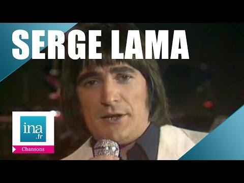"Serge Lama ""Le triomphe"" (live officiel)   Archive INA"