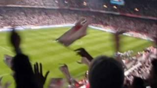 UEFA - AFC Ajax - Olympique Marseille - 18-03-2009 - Andre Rieu
