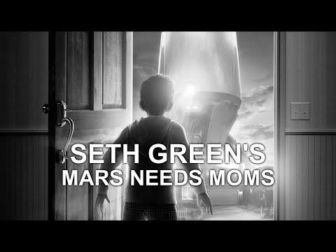 I Accidentally Found The SETH GREEN CUT - Mars Needs Moms