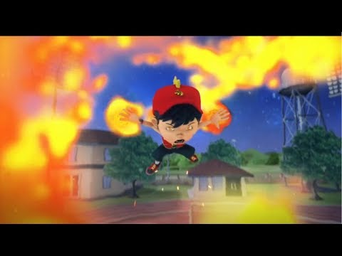 BoboiBoy Season 02 Episode 12 - Battle of Ejo Jo! Hindi Dubbed HD 720p