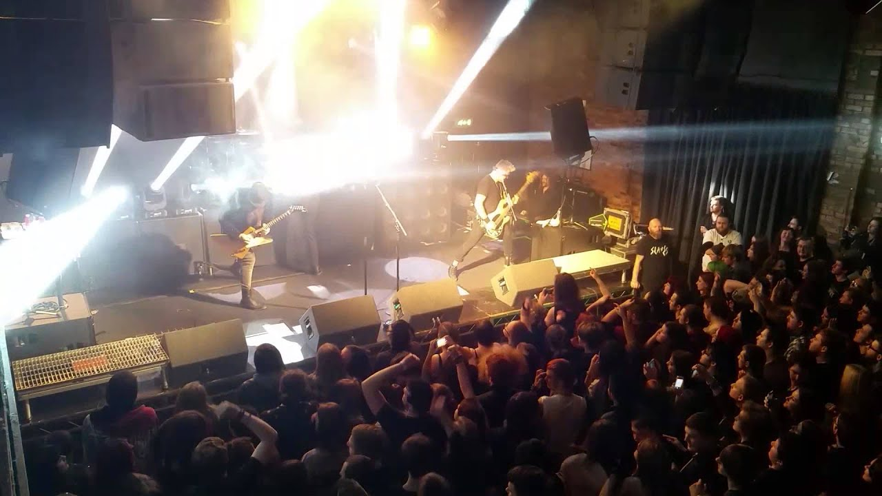 Three days grace break the garage glasgow youtube for The garage glasgow