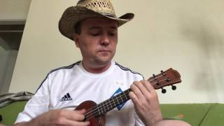 pj harvey. the soldier. ukulele