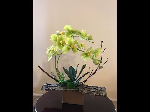 Orchid Flower arrangement