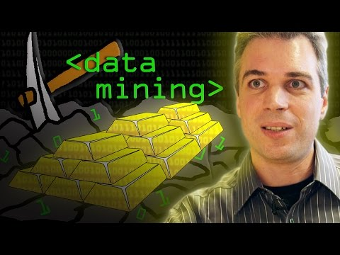 Nuggets Of Data Gold - Computerphile