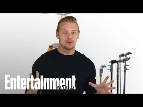 Sam Heughan's Greatest Story Ever Told: How Outlander Makes Him Feel At Home | Entertainment Weekly